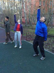 китайская оздоровительная гимнастика